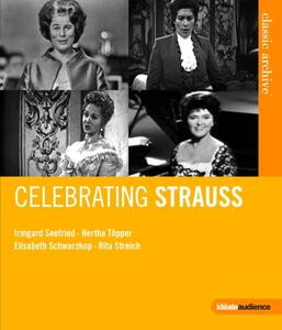Celebrating Strauss - Blu-ray