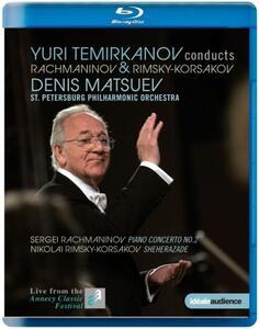 Yuri Terminakov Conducts Rachmaninov & Rimsky-Korsakov - Blu-ray