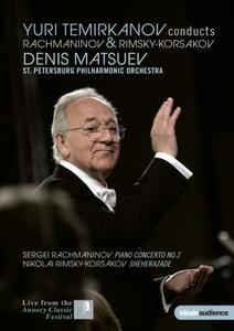 Yuri Terminakov Conducts Rachmaninov & Rimsky-Korsakov - DVD