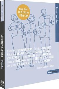 Classic Archive Collector's Edition. Voices - Blu-ray