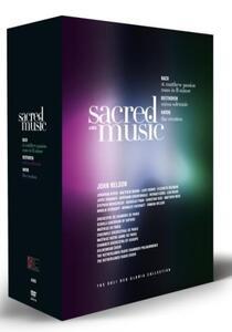 Sacred Music (4 DVD)