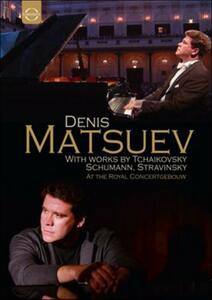 Denis Matsuev at the Royal Concertgebouw - DVD