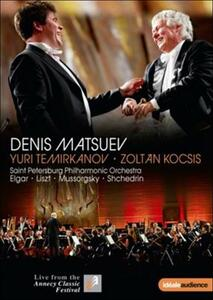 Denis Matsuev. Live from the Annecy Classic Festival - DVD