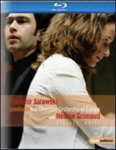 Vladimir Jurowski Conducts Strauss and Ravel - Blu-ray