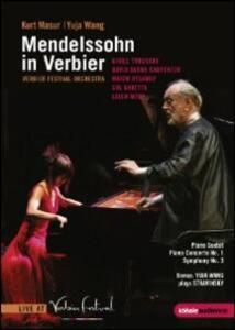 Felix Mendelssohn. Mendelssohn in Verbier - DVD