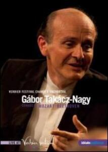 Gábor Takácz-Nagy conducts Mozart and Beethoven - DVD