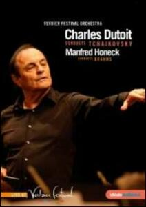 Manfred Honeck conducts Brahms & Charles Dutoit conducts Tchaikovsky - DVD