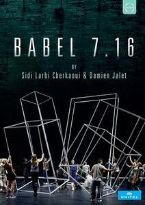 Babel 7.16 (Words) (Blu-ray) - Blu-ray