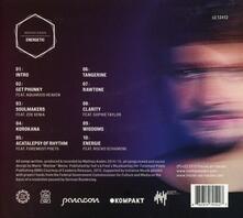 Energetic - CD Audio di Mathias Kaden
