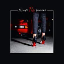 Mondo Re Alterado - CD Audio di Rebolledo