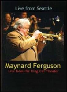 Maynard Ferguson. Live From The King Cat Theater - DVD