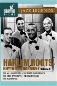 Harlem Roots. Vol.3. Rhythm in Harmony - DVD