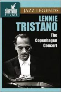 Lennie Tristano. The Copenhagen Concert - DVD