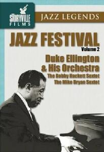 Jazz Festival Vol. 2. Duke Ellinghton and His Orchestra - DVD
