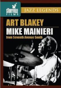 Art Blakey & Mike Mainieri. From Seventh Avenue South - DVD