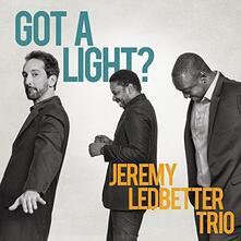 Got a Light - CD Audio di Jeremy Ledbetter