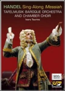 Georg Friedrich Händel. Sing-Along Messiah - DVD