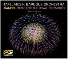 Musica per i reali fuochi d'artificio (Music for the Royal Fireworks) - CD Audio di Georg Friedrich Händel
