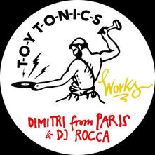 Works - Ray Mang Dub - Vinile LP di Dimitri from Paris,DJ Rocca
