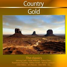 Country Gold - CD Audio