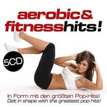 Aerobics & Fitness Hits - CD Audio