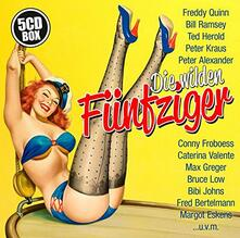 Die Wilden Funfziger - CD Audio