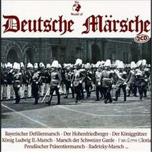 W.o. Deutsche Marsche - CD Audio