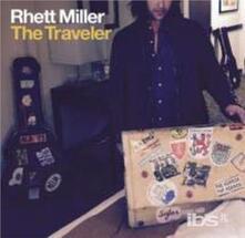 Traveler - CD Audio di Rhett Miller