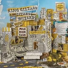 Sketches of Brunswick East (Feat. Mile High Club) - Vinile LP di King Gizzard & the Lizard Wizard