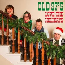 Love the Holidays (Coloured Vinyl) - Vinile LP di Old 97's