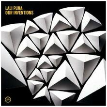 Our Inventions - CD Audio di Lali Puna