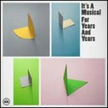 For Years and Years - CD Audio di It's a Musical
