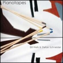 Pianotapes - CD Audio di Bill Wells,Stefan Schneider