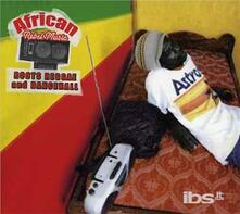 African Rebel Music-Roots - CD Audio