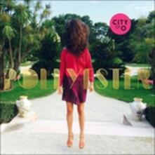 City of O. - CD Audio di Pollyester