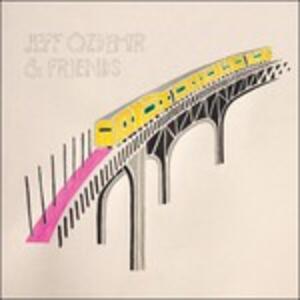 Jeff Özdemir & Friends - Vinile LP di Jeff Özdemir