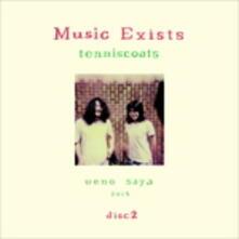 Music Exists Disc 2 - Vinile LP di Tenniscoats