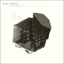 Site Specific - Vinile LP di Ryan Teague