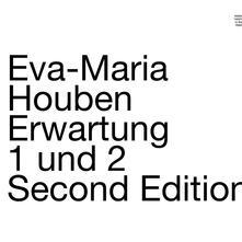 Erwartung 1 Und 2 - Vinile LP di Eva Maria Houben