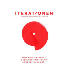 Iterationen. Resonant Responses to a Live Concert - CD Audio di Gebruder Teichmann