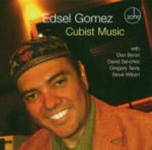 Cubist Music - CD Audio di Edsel Gomez