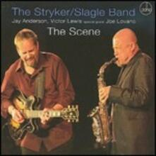 The Scene - CD Audio di Stryker-Slagle Band