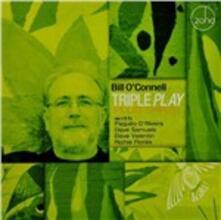 Triple Play Plus Three - CD Audio di Bill O'Connell