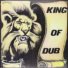 King Of Dub - Vinile LP di King Tubby