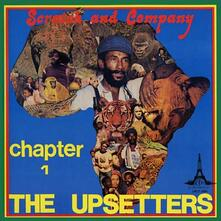 Scratch And Company Chapter 1 - Vinile LP di Lee Scratch Perry
