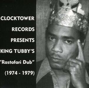 Rastafari Dub '74-'79 - Vinile LP di King Tubby