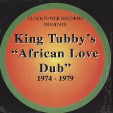 African Love Dub - Vinile LP di King Tubby