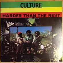 Harder the The Rest - Vinile LP di Culture