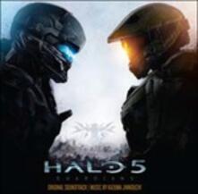 Halo 5. Guardians (Colonna Sonora) - CD Audio di Kazuma Jinnouchi