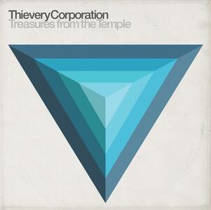 CD Treasures from the Temple Thievery Corporation